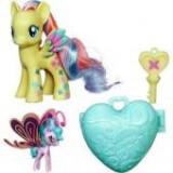 Figurina Povesti - My Little Pony Figurine Fluttershy si Sun Breezie