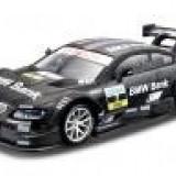 Masinuta de jucarie - BMW M3 (#1) Flat Black - Minimodel auto 1:32