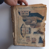 Almanah Unguresc,Tolnai vilaglapia din 1916.Peste 500 de file.