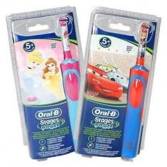 Periuta de dinti electrica pentru copii Braun Oral-B Stages Power