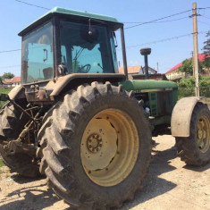 Utilitare auto - Tractor John deere 3640