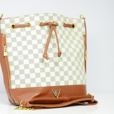 Geanta Dama Louis Vuitton, Geanta de umar, Asemanator piele - Geanta / Poseta de umar sau sold Louis Vuitton LV - Cadou Surpriza