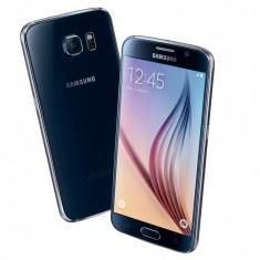 Telefon mobil Samsung Galaxy S6, Negru, 32GB, Neblocat - Samsung Galaxy S6 G920F Black Saphire Negru 32gb Garantie Nou Liber de Retea
