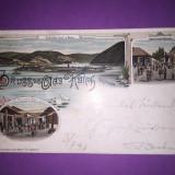 Ada Kaleh - Litografie