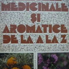 Plantele medicinale si aromatice de la A la Z -Ovidiu Bojor, Mircea Alexan - Carte tratamente naturiste, All