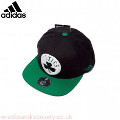 SAPCA ORIGINALA 100% Adidas Snap Celtics DIN GERMANIA -REGLABILA ! -( XS-S) - Sapca Barbati