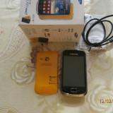 Telefon mobil Samsung Galaxy Mini, Negru, Neblocat - Samsung galaxy s2 mini impecabil ca nou