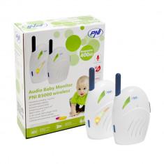 Resigilat - Audio Baby Monitor PNI B5000 wireless si duplex