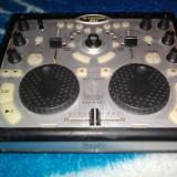 CONSOLA DJ HERCULES DJ CONTROL MP3 PERFECT FUNCTIONALA+CABLU DE DATE