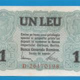 1 leu 1917 BGR aUNC 5