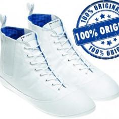 Tenisi dama Adidas Originals Easy Five Hi - tenisi originali - adidasi panza, Textil