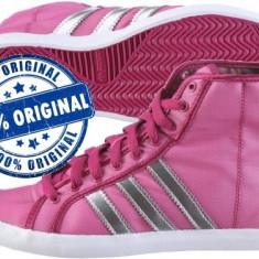 Tenisi dama Adidas Originals Adria Mid Sleek - tenisi originali - adidasi panza, Textil