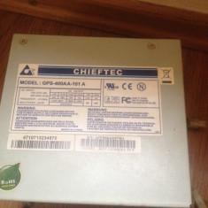 Vand sursa Chieftec 400 W - Sursa PC Chieftec, 400 Watt
