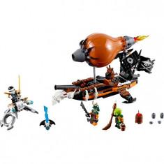 Legoâ® Ninjago Zepelin De Lupta 70603 - LEGO Ninjago