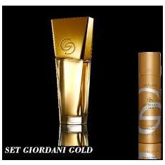 Set Giordani Gold ( parfum + roll on) Oriflame - Parfum femeie Oriflame, Apa de parfum, 50 ml