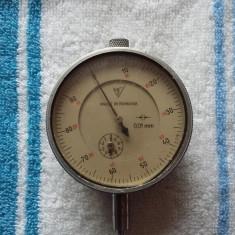 CEAS COMPARATOR, PRECIZIE 0.01mm .