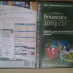 PC CD-ROM - Encyclopedia Britannica Standard Edtion 2004 (GameLand )