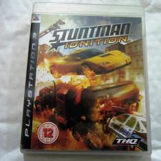 Joc Stuntman Ignition, PS3, original, alte sute de jocuri! - Jocuri PS3 Altele, Curse auto-moto, 12+, Multiplayer