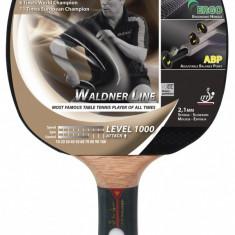 Paleta ping pong - Paleta tenis de masa Attack New Waldner 1000 include DVD