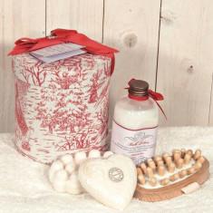 Cutie cadou cu produse SPA