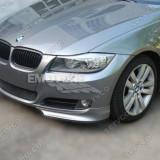 Prelungire difuzor adaos fusta splittere bara fata BMW E90 LCI 2009 - 2012 - Spoiler, Bmw, 3 (E90) - [2005 - 2013]