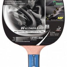 Paleta ping pong - Paleta tenis de masa Attack New Waldner 800 include DVD