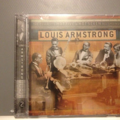 LOUIS ARMSTRONG - THE COMPLETE HOT FIVE....(2003 /CBS REC/ UK ) - CD/SIGILAT/NOU - Muzica Jazz Columbia