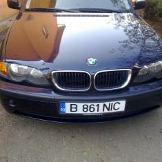 BMW 318d - Autoturism BMW, An Fabricatie: 2005, Motorina/Diesel, 153000 km, 1998 cmc, Seria 3