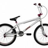 Bicicleta BMX - JUMPER 2005 (2016) DHS Alb-Albastru