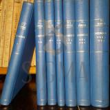 Carte de colectie - N. IORGA - MEMORII ( Insemnari zilnice ) 7 volume, 1939