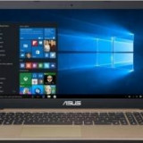 Notebook Asus Laptop Asus X540SA ,Dual Core, N3050 ,500, GB, 4GB, DVDRW, HD ,Gold