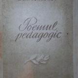 POEMUL PEDAGOGIC - A . S . MACARENCO - Carte Psihologie