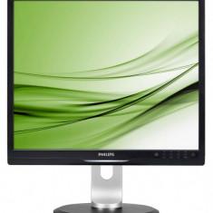 Monitor Philips Brilliance 19S, 19 inch, 1280 x 1024, VGA, DVI, 16.7 milioane de culori, Grad A- - Monitor LCD Philips
