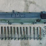 Garnitura chiulasa auto, Bmw, 5 (E39) - [1995 - 2003] - Capac Chiulasa BMW 525 TDS E39 + 14 Prezoane Chiuloasa !