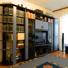 Biblioteca living - Vand biblioteca Mobexpert