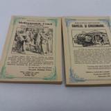 BIBLIOTECA ORTODOXIEI: DIAVOLUL ȘI CÂRCIUMARUL/ MEDICAMENTELE CRUCII/ 1993