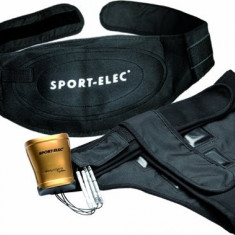 Centura pentru abdomen si fesieri Sport-Elec
