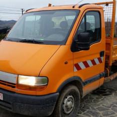 Utilitare auto - Camioneta benna