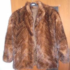Haine dama - Vand haina din blana de nurca