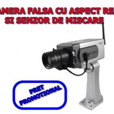 Camera falsa - Camera video falsa de Supraveghere Wireless Dummy