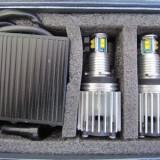 Led marker Angel Eyes BMW SERIA 1 ( E87, E82) Seria 3 (E90, 91, 92) model H8 80W