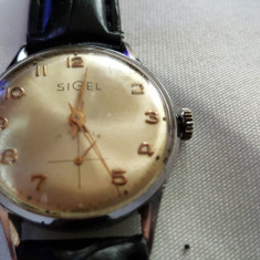 Ceas de mana - SIGEL-Ceas mecanic