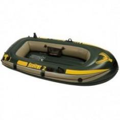 Barca pneumatice - Barca gonflabila pentru 2 persoane Seahawk II Intex 68346