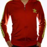 Trening Adidas dama - trening rosu - trening slim - CALITATE GARANTATA