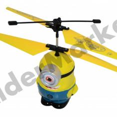 Elicopter de jucarie - Elicopter Minion Despicable Me 2 cu lumini LD129A