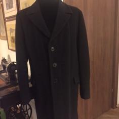 Palton EMPORIO ARMANI, original - Palton barbati Emporio Armani, Marime: XL, Culoare: Din imagine, Lana