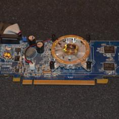 Placa video PC Sapphire, PCI Express, 256 MB, nVidia - Placa video SAPPHIRE Radeon X1550 256MB 64bit DDR2 PCI-E- poze reale