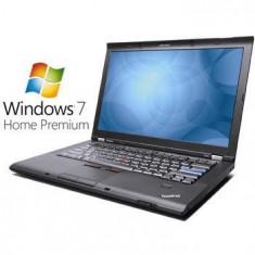 Laptop Lenovo - Laptopuri Refurbished Lenovo ThinkPad T400 P8400 Win 7 Home