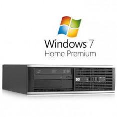 Sisteme desktop fara monitor - Calculatoare Refurbished HP Compaq 6200 Pro SFF i5 2310 Windows 7 Home