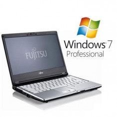 Laptop Fujitsu-Siemens - Laptopuri Refurbished Fujitsu LIFEBOOK S761 i5 2410M Win 7 Pro